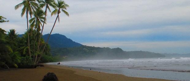 strande på costa rica
