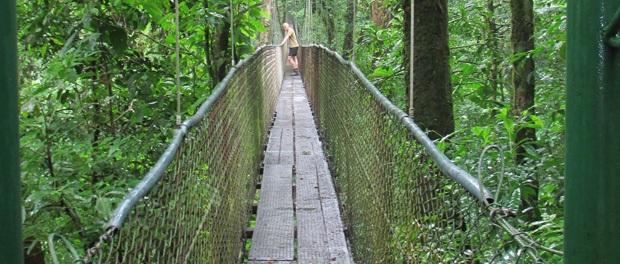 hængebroer på costa rica
