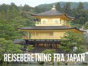 rejse til japan