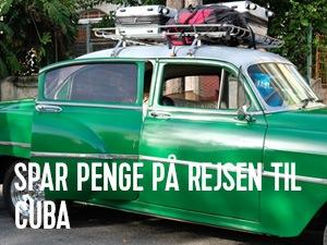 priser og budget til rejser til cuba
