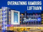 overnatning i hamborg lufthavn