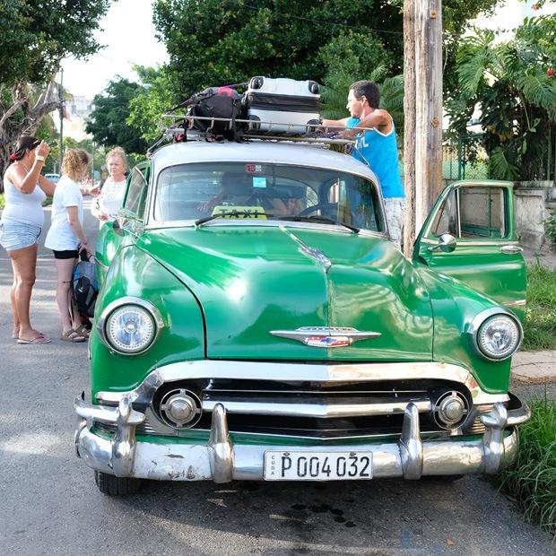 bilen fra havana til cayo levisa