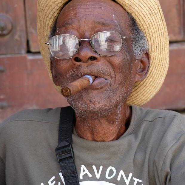cigar manden