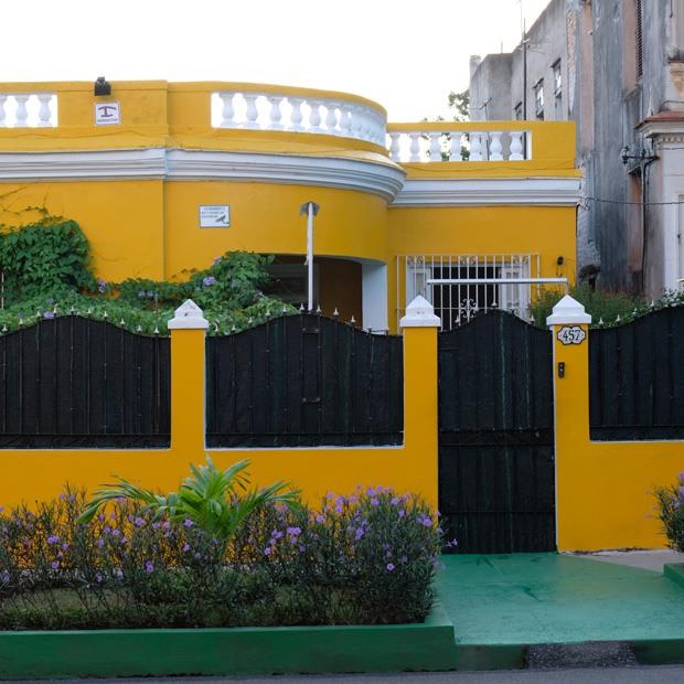 casaen vi boede på i Havana