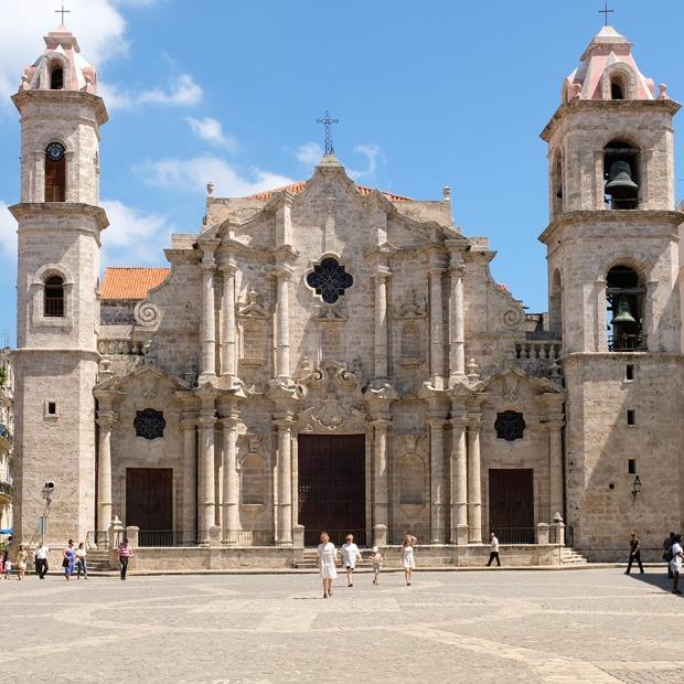 catedralen havana