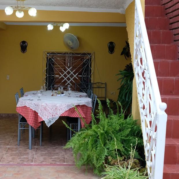 casa particulares i trinidad