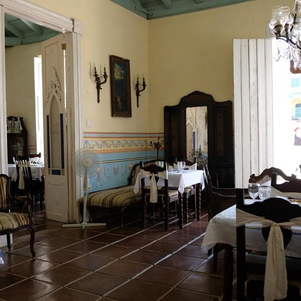 restaurant i trinidad