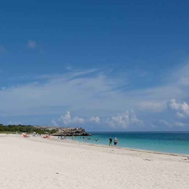stranden ved cayo coco