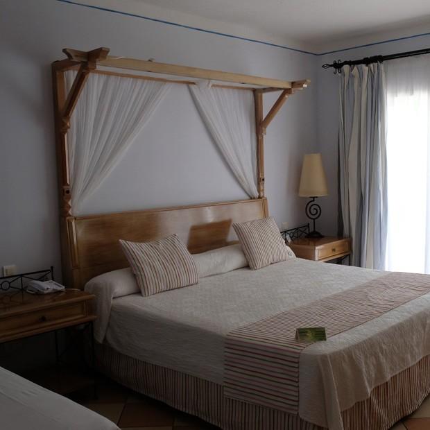 værelserne var fine på las dunas