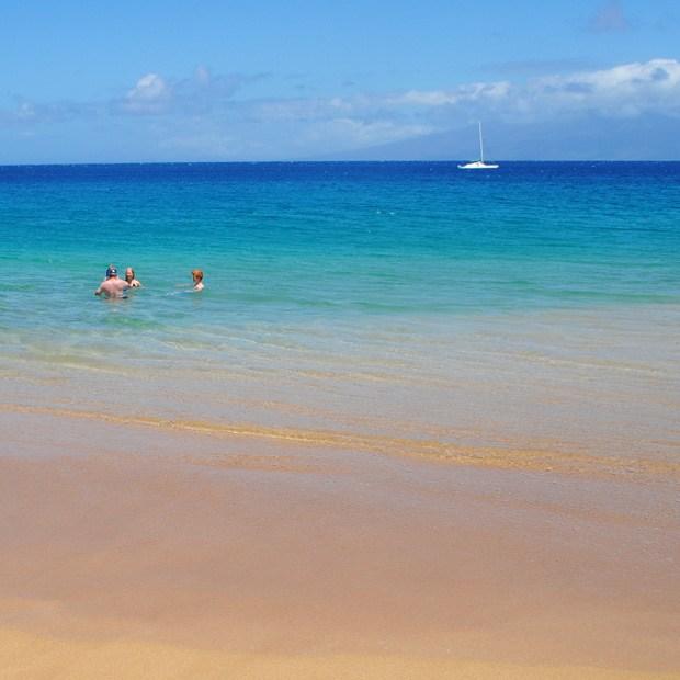 paradis på hawaii