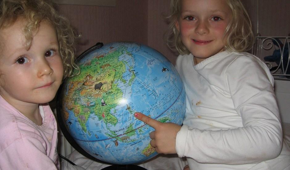 rejse med små børn