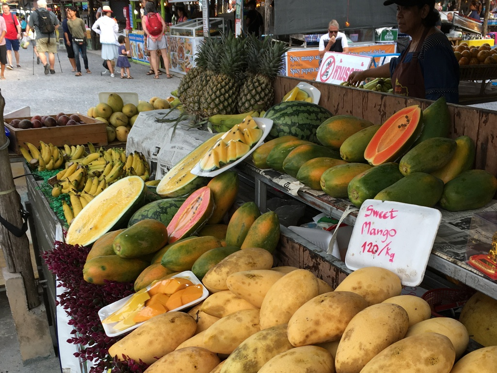 markedet i phuket
