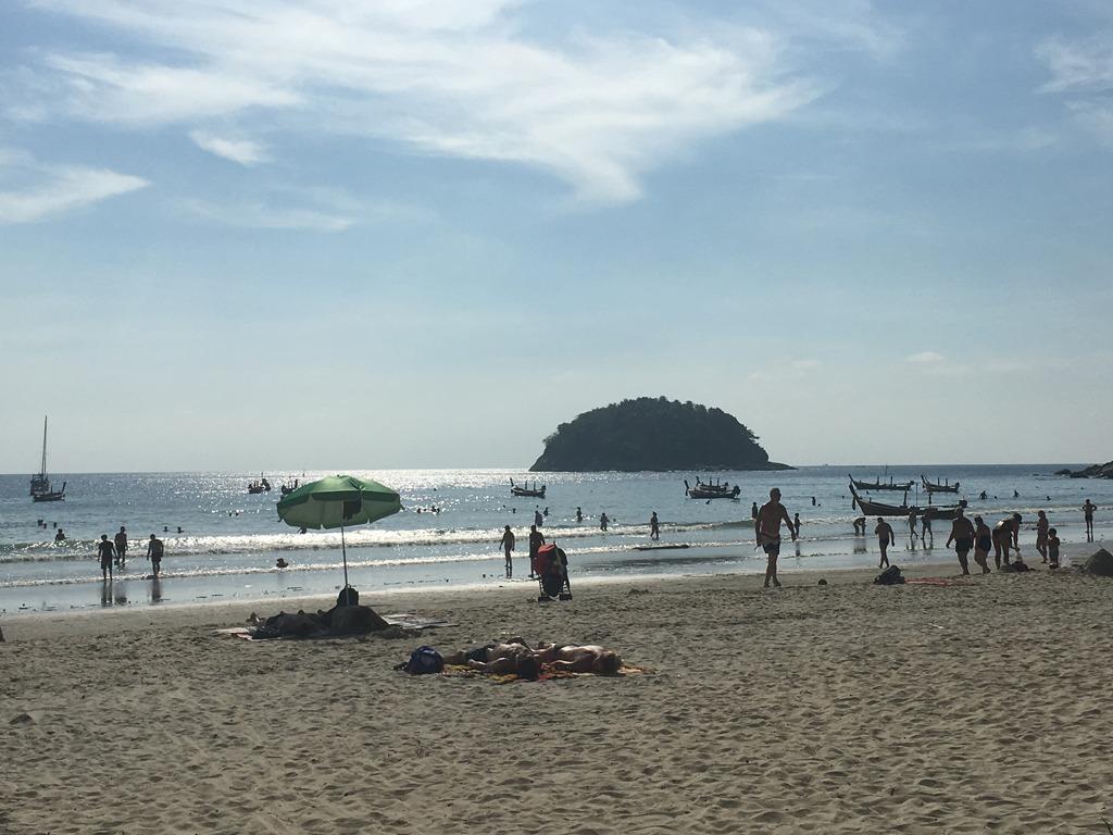 stranden ved phuket