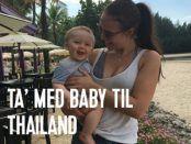 rejse til thailand phuket med børn