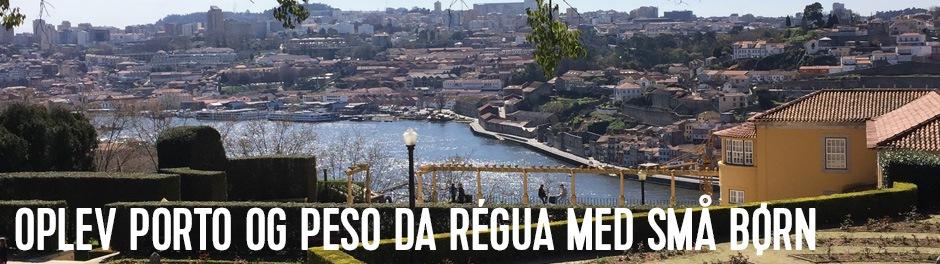 rejse til portugal med børn