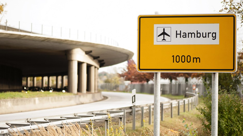 hamburg lufthavn parkering