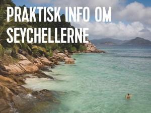 praktisk info om seychellerne