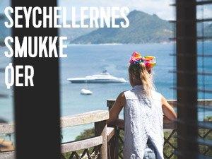 de smukke øer på seychellerne skal opleves