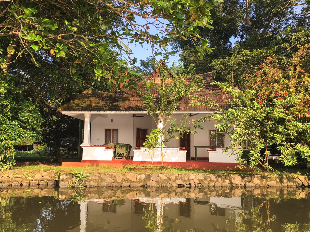 ourland i kerala ved alleppey