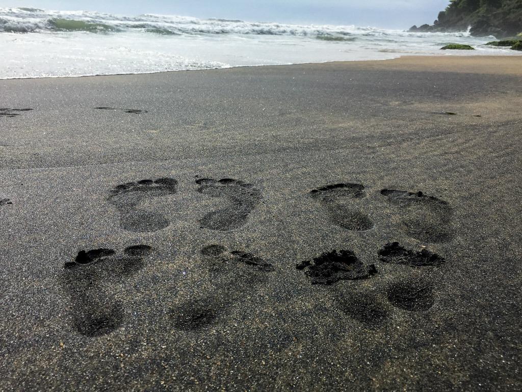 footprints i varkala