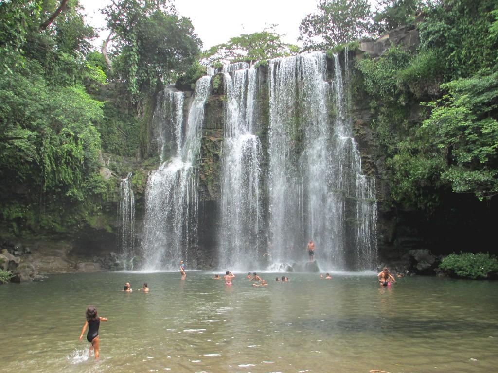 Llanos de Cortez - de lokales swimmingpool.