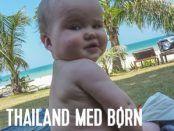 rejse til thailand med børn
