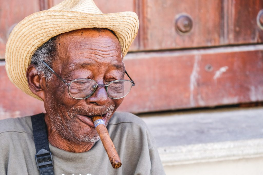 cigarer i havana centrum