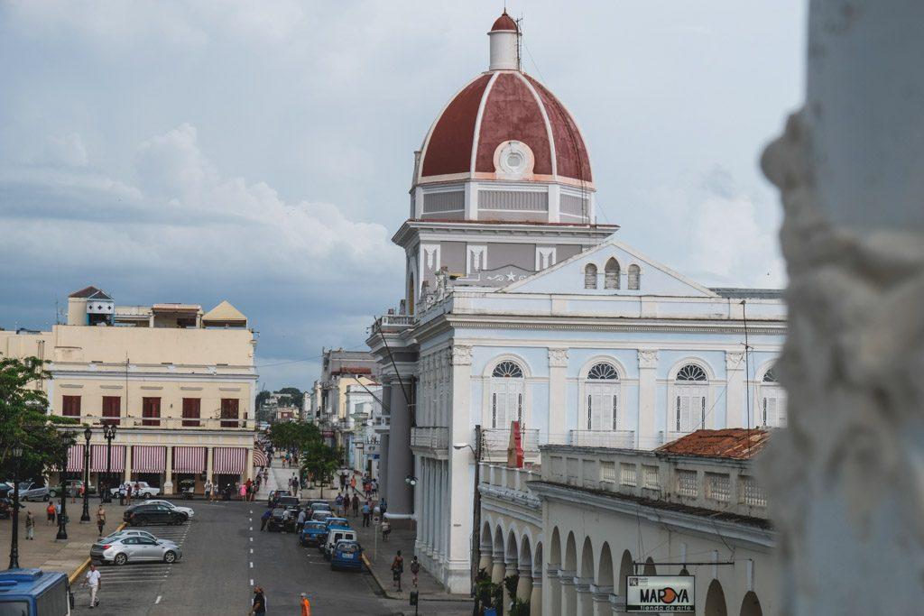 flotte bygninger i cienfuegos