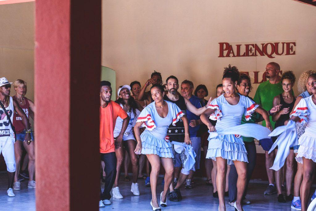 dansing afro trinidad