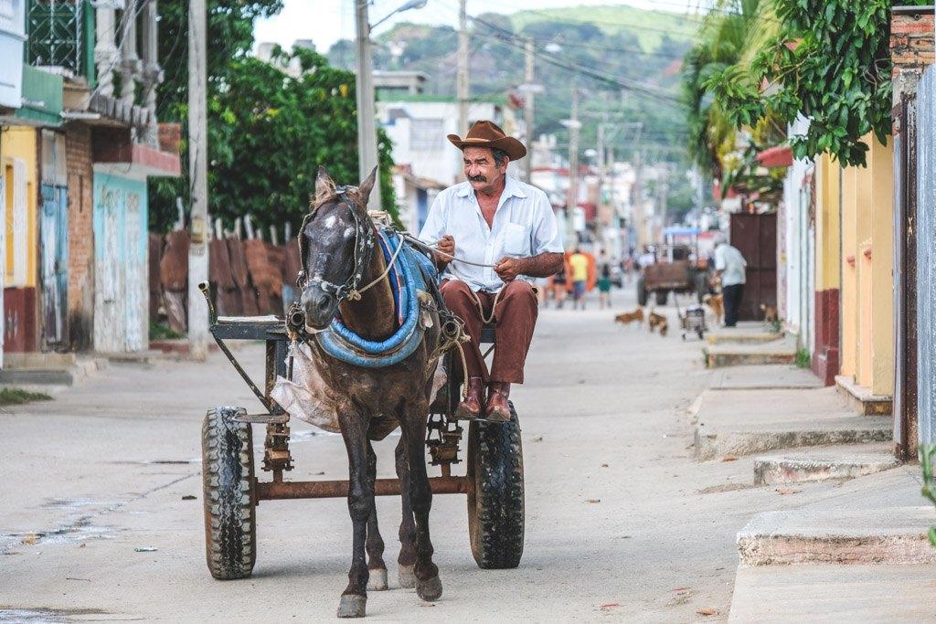 endnu en gammel mand der arbejde i trinidad