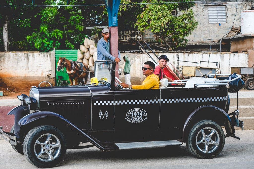 taxi trinidad
