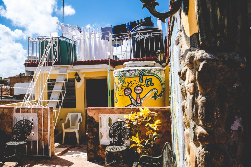 vores casa i trinidad