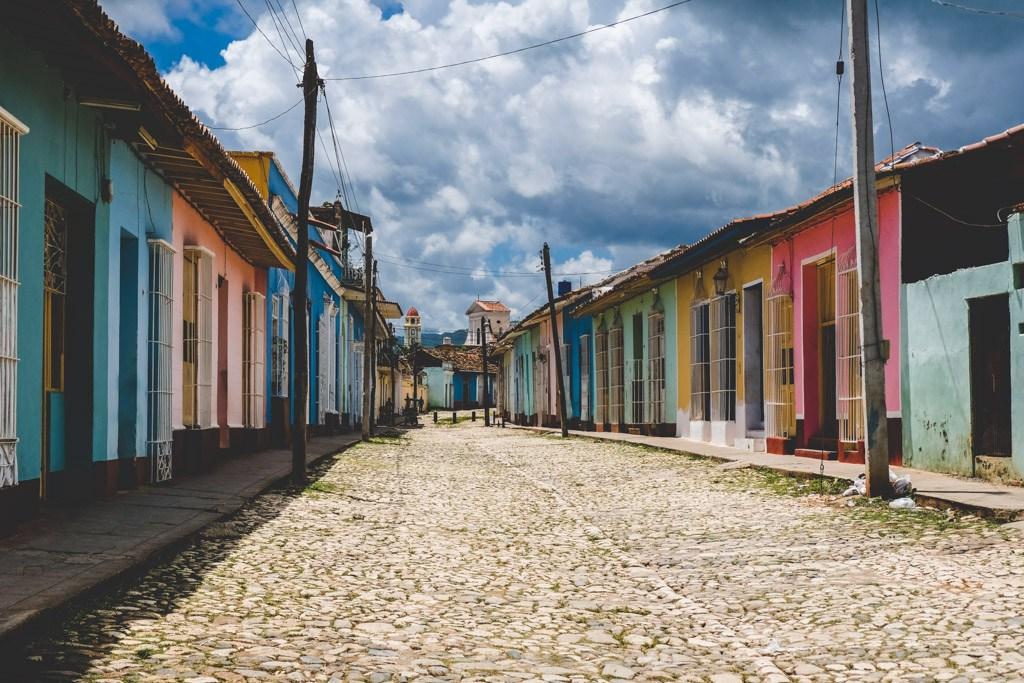 trinidads smukke gader