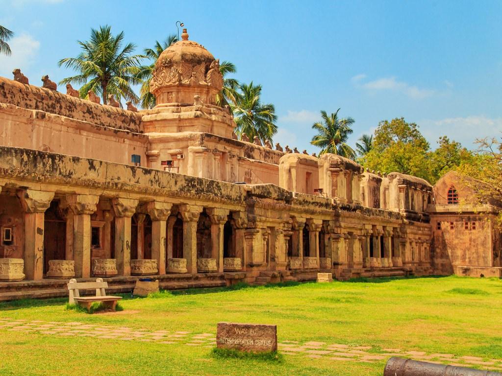 tempel i tamil nadu
