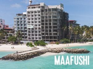 Maafushi - lokal ø på maldiverne