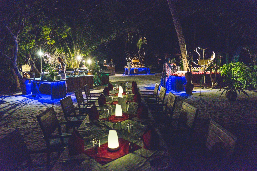 aften buffet på thinadhoo