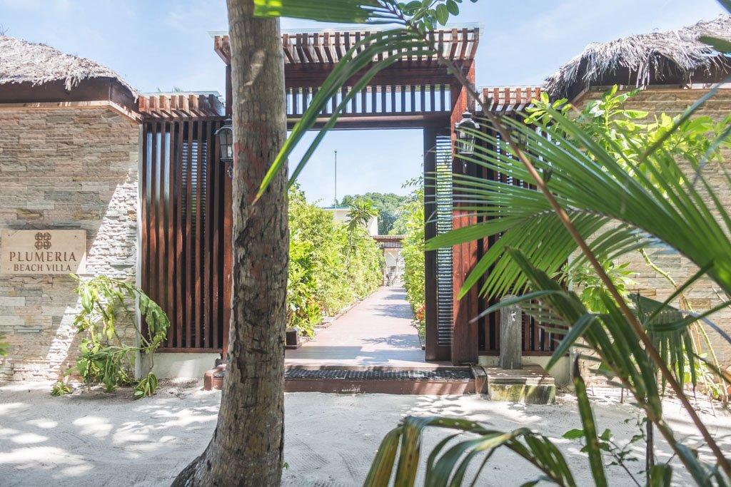 plumeria beach villa