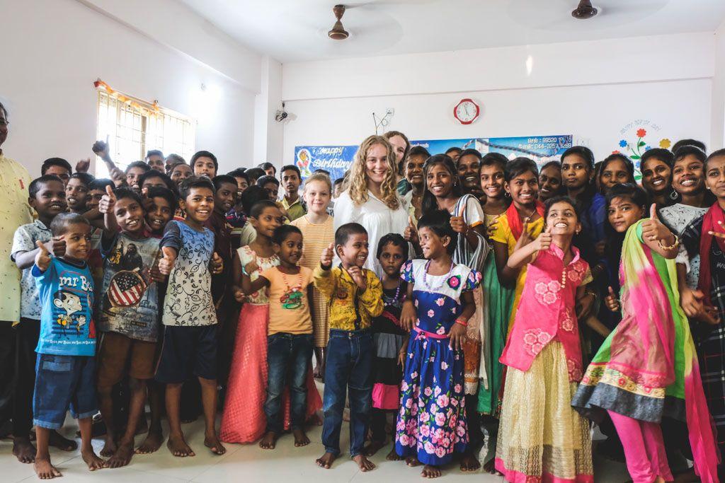 børnehjemmet i chennai