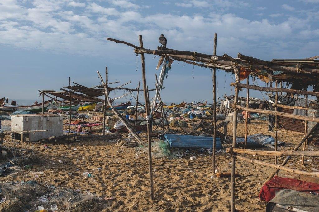 stranden ved chennai