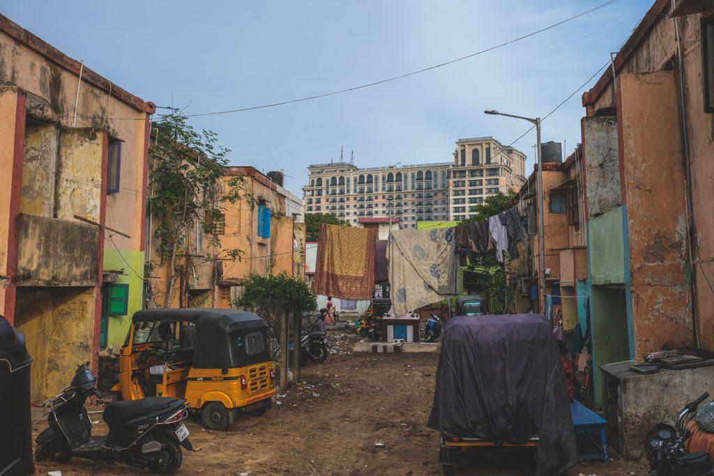 billede af leela fra slum siden