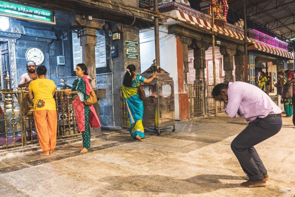 tempelomraadet i chennai