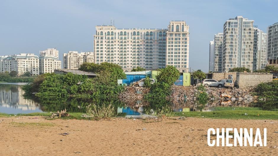 chennai - tamil nadus hovedstad