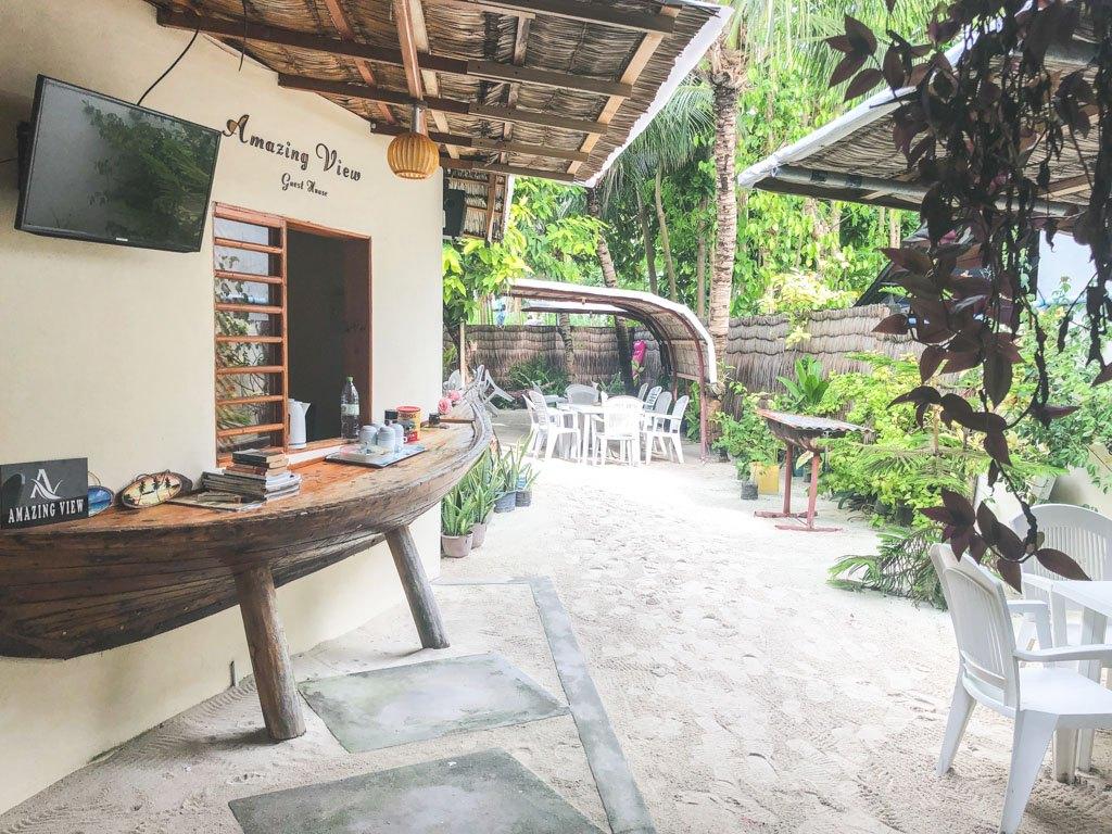 amazing view guesthouse - thoddoo - maldiverne