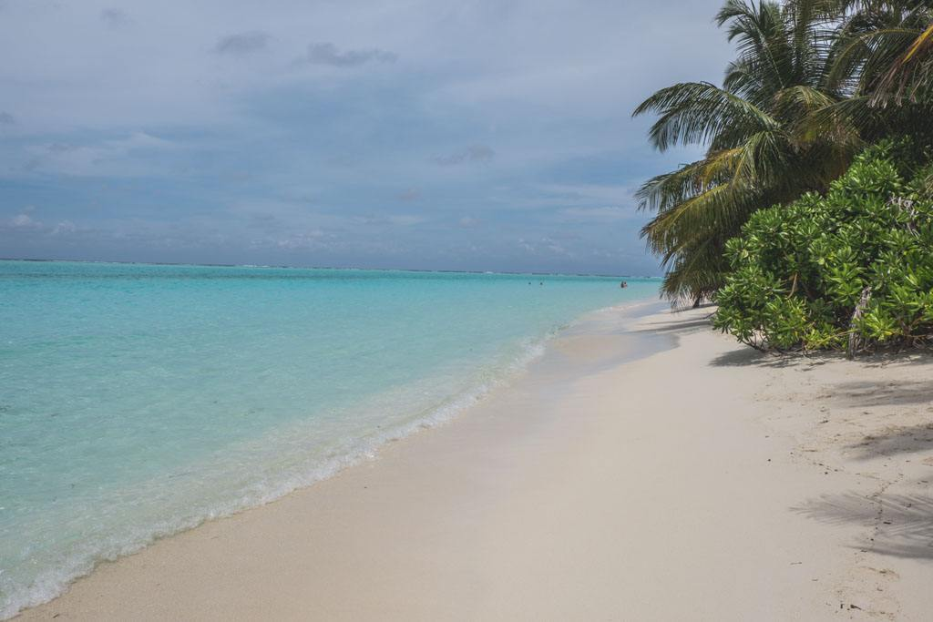 bikini beach på thoddoo