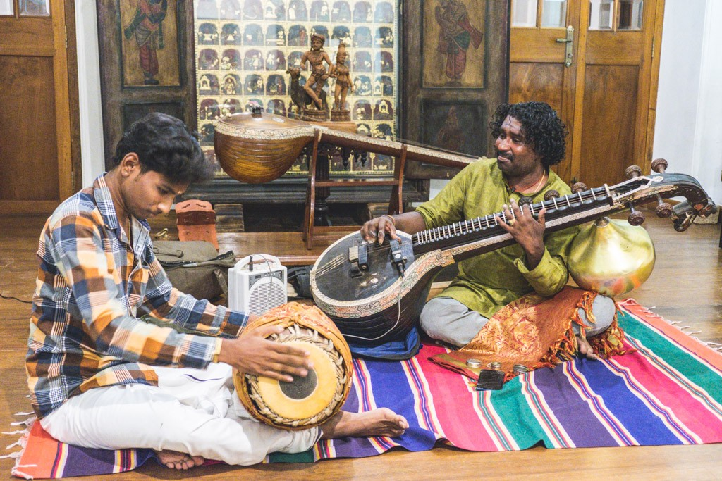 musikerne i thanjavur