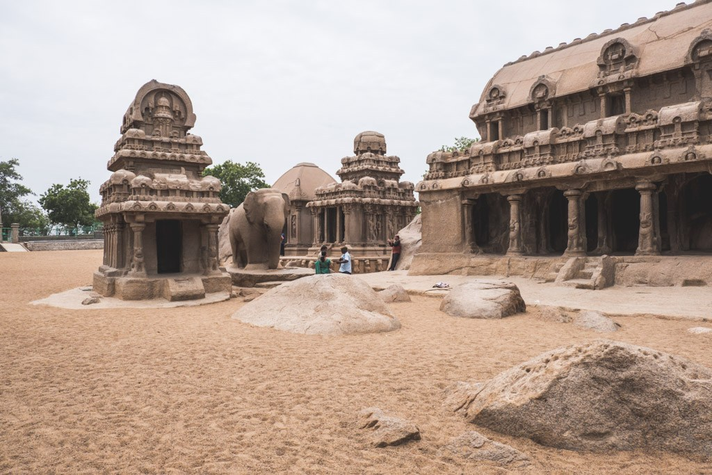 mahabalipuram templer