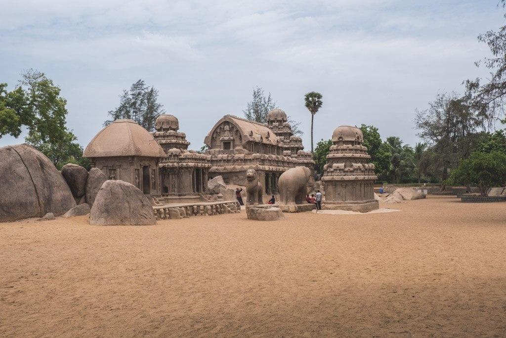 mahabalipuram unesco