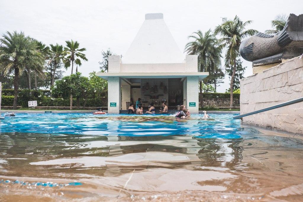 taj fishermann pool