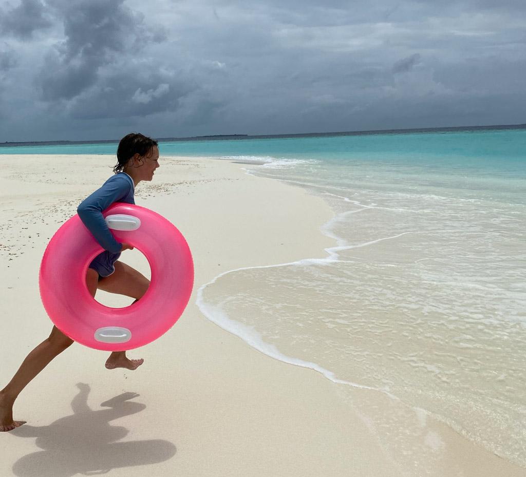 The Standard Maldives strand